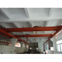 Buy cheap 16 ton double girder overhead crane price from wholesalers