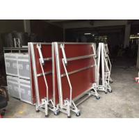 Buy cheap Folding Aluminum Stage Platform , 18mm Plywood Performance Show Events Aluminium Platform from wholesalers
