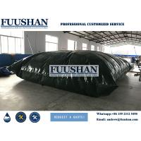 Buy cheap Fuushan best quality pvc pillow water storage tank swimming pool solution Tank from wholesalers
