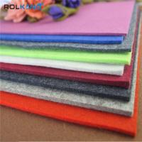 Buy cheap 3mm R112 Colorful 100% Wool Felt Sheets For Indoor Slippers, Felt Shoes from wholesalers