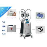 Buy cheap Electronic Cryolipolysis Body Slimming Machine With Pure Water Cooling Liquid from wholesalers