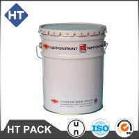 Buy cheap 20L paint pail with lug lid from wholesalers