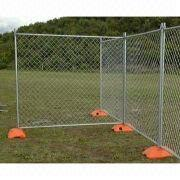 Buy cheap Temporary Fence Stand Mesh 50X50MM from wholesalers