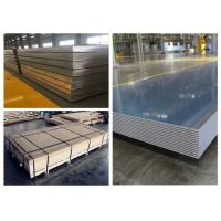 Buy cheap Reliable Aircraft Aluminum Sheet Metal Alloy 7008 Good Processing Performance from wholesalers