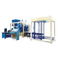 Buy cheap High Capacity QYT8-15 Concrete Hollow Block Making Machine Production Line from wholesalers
