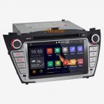 Buy cheap Ipod Mirror Link Car DVD Sat Nav For Hyundai IX35 Front / Rear Camera from wholesalers