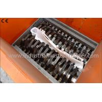 Buy cheap Custom Color Metal Shredder Machine , High Torque Waste Steel Drum Shredder from wholesalers