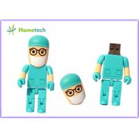 Buy cheap High Quality,Pretty Price Plastic Character USB Flash Drives 8GB product