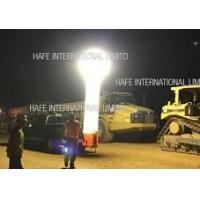 Buy cheap 3M Mental Halide Portable Inflatable Light Tower Rentals Single 1200W HMI Height Customized from wholesalers