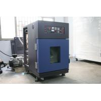 Buy cheap PID Controlling Laboratory Vacuum Drying Machine , Stainless Steel Vacuum Chamber Oven from wholesalers