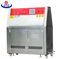Buy cheap Stainless Steel UV Lamp Testing Equipment 315 - 400nm Wavelength Easy Operated/uv weathering test chamber from wholesalers