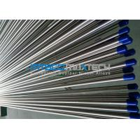 Buy cheap TP304 / TP316 Stainless Steel Hydraulic Tubing ASTM A269 Hydraulic Seamless Tube from Wholesalers