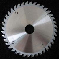 Buy cheap MDF plywood saw blade aluminum Cutting carbide tipped slitting milling cutter from wholesalers