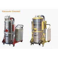 Buy cheap 7m2 Filter Area Concrete Floor Vacuum Sweeper , Concrete Grinder Dust Collector from wholesalers