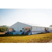 500 Guest Giant Customized Outdoor Event Tents Aluminium Structure 25x30m Canopy