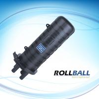 Buy cheap 72 Cores Dome Fiber Splice Closure With 4 Inlet / Outlet Port 435 * 190 mm from wholesalers