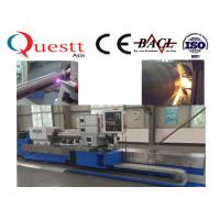China Cold Roller Laser Texturing Machine Easy Operation For Roll Roughening 500 Watt on sale
