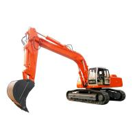 Buy cheap TYSIM 37 Ton CE400-7 Diesel Crawler Excavator Construction Equipment 198kw / 212kw from wholesalers