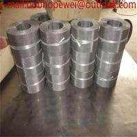 Buy cheap Reverse Dutch Weave Wire Mesh 200x40 Filter Mesh/Extruder filter mesh for plastic industry/Contrast Weaving wire mesh from wholesalers