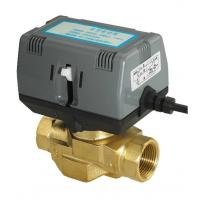 Buy cheap 2 Port Motorized Control Valve / Wireless Heating Zone Valve CE Standard from wholesalers