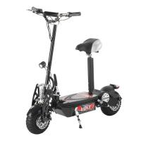 Buy cheap 48V12A Folding Electric Scooter 1000W Foldable Electric Scooter With Seat from wholesalers