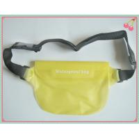 Buy cheap pvc Waterproof pockets , waterproof bag product