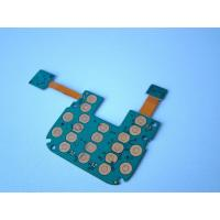 Buy cheap Professional Electroless Nickel Immersion Gold PI Custom PCB Boards with 0.2mm Min. Hole from wholesalers