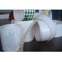 Buy cheap White Paper Blank Shrink Sleeve Labels Customized Printed In Roll Printer Stickers from wholesalers