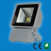 Buy cheap 70watt Outdoor LED Flood Lights / Exterior Flood Lights For Play Yards , 50000 Hours from wholesalers