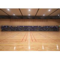 Buy cheap Multi - Tiered Telescopic Seating Systems Manual / Power Operation With Custom Seat Colors from wholesalers