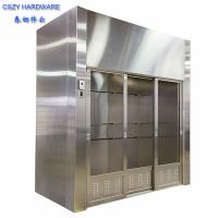 Buy cheap lab furniture laboratory walk in fume hoods lab fume hood with fume scrubber from wholesalers