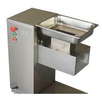 Buy cheap 0.55KW Durable Meat Processing Equipment Stainless Steel Cutting Machine Safety Switches from wholesalers
