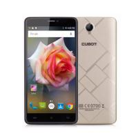 Buy cheap 6 inch 8MP Camera Smart Cellphones 1280x720 Android 4100mAh 8MP Camera Cubot Max from wholesalers