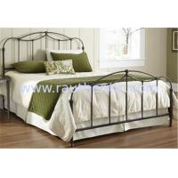 China Personalised Style Wrought Iron Interesting Kids Beds With Metal Frame Childrens Bedroom Furniture on sale