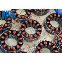Buy cheap Automatic 2 Stations Electric Motor Winding Equipment For Multi Pole BLDC Motor Stator from wholesalers