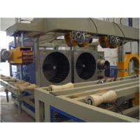 Buy cheap Single Screw PE HDPE Plastic Tube Extrusion Machines For Water Hose Pipe Making from wholesalers