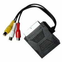 Buy cheap 21 Pin SCART to 3 RCA Jack Cable from wholesalers