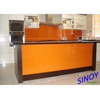 Buy cheap China Waterproof Acid-resistant Back Painted Glass For Interior designs and decorations from wholesalers