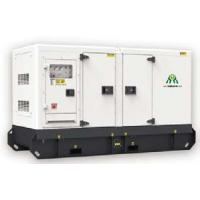 Buy cheap Silent / Open Type Portable Diesel Generator 3 Phase 52kw 66kVA from wholesalers
