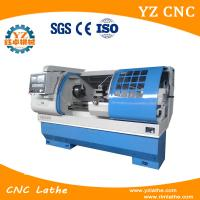 Buy cheap High Quality High Precision Low Price CK6140 CNC Lathe Machine Tool from wholesalers