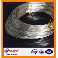 Buy cheap Hard Alloy Brazing Material, Brazing Rod,Wire,Alloy Used for Brazing Tungsten Carbide Tips on Woodcutting, Metal Cutting from wholesalers
