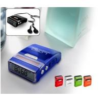 Buy cheap Alarm clock, led light FM Radio Pedometer with CE,  ROHS certificate product