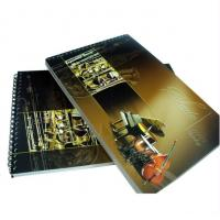 Buy cheap 157gsm Art Paper + 1.5mm Grey Board Hardcover Book Printing , Foil Stamping / UV Coating from wholesalers