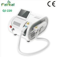 Buy cheap Portable IPL Laser Leg Tatoo / Eye Line Ramoval Machine , Soft Laser Machine from wholesalers