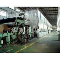 Buy cheap 2800mm High Speed Multi-Cylinder and Multi-Dryer Can Corrugated Paper Making Machine from wholesalers