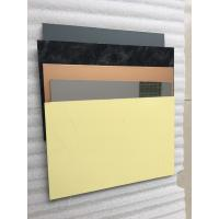 Buy cheap External Wall Material ACP 4mm Aluminium Composite Panel With Polyester Paint product