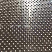 Buy cheap 5mm Small Coin Stud Rubber Mats / Heavy Duty Rubber Floor Mats For Kitchen from wholesalers
