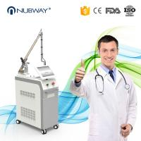 Buy cheap Nubway Q Switched Nd Yag Laser Tattoo Removal Pigmentation Removal Machine from wholesalers
