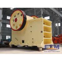 Buy cheap Concrete jaw crusher for sale from wholesalers