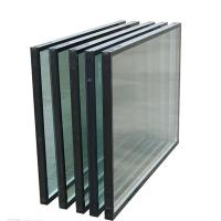 Buy cheap 4+9A+4 insulated tempered glass from wholesalers